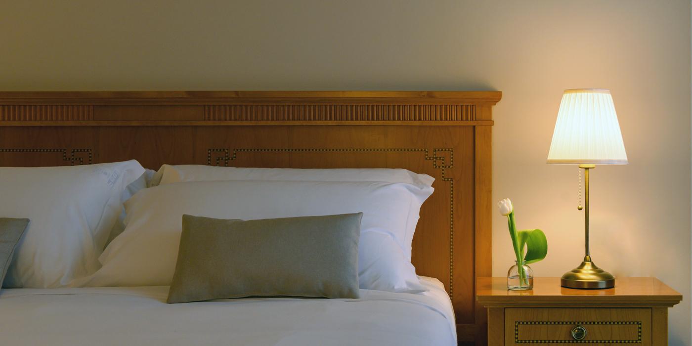 Basic Room dettagli Hotel Dorè Castelnuovo del Garda